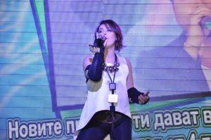 Diva Vocal na scenata