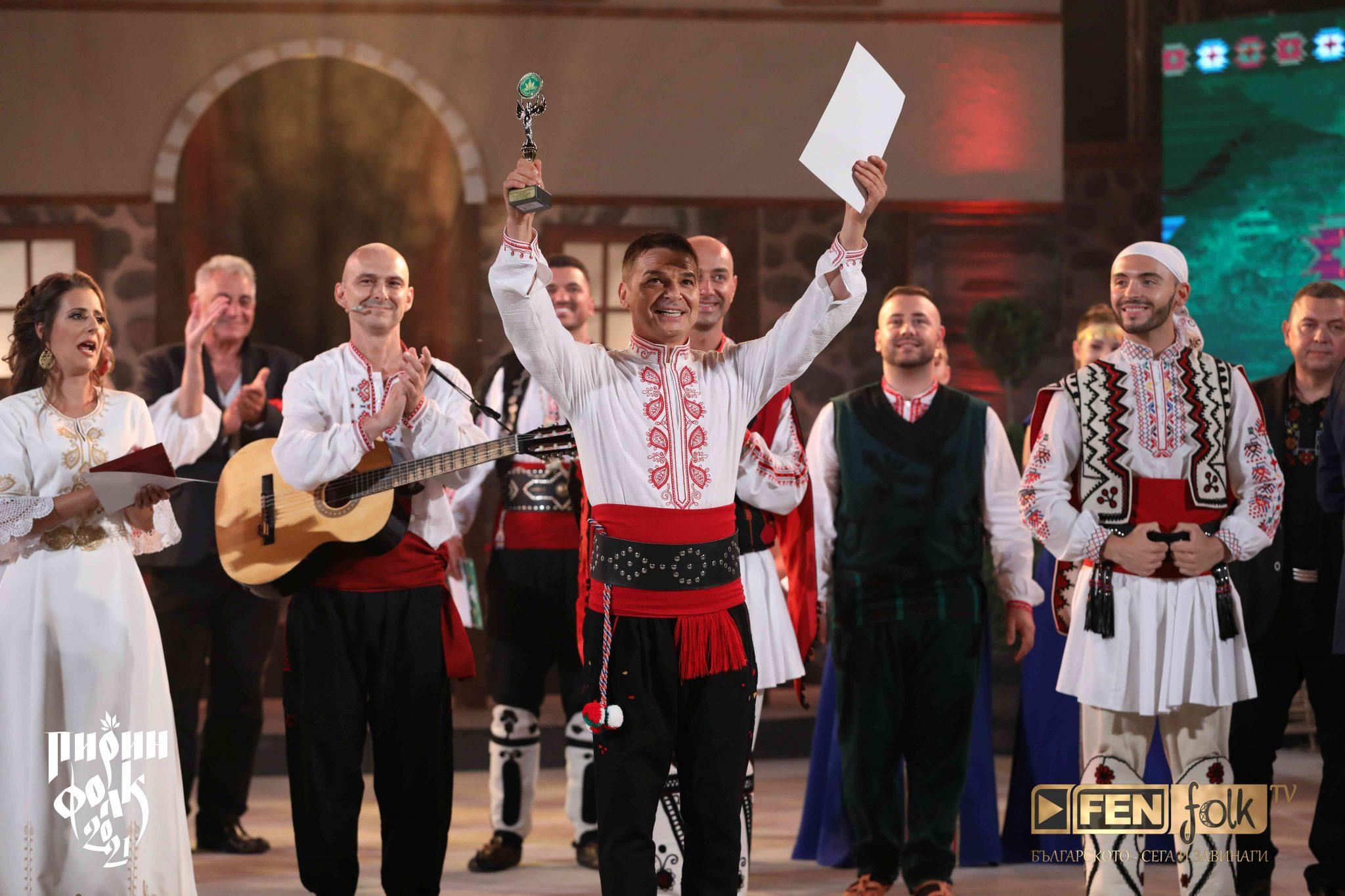 Награда на зрителите - Светлин Миланов 2